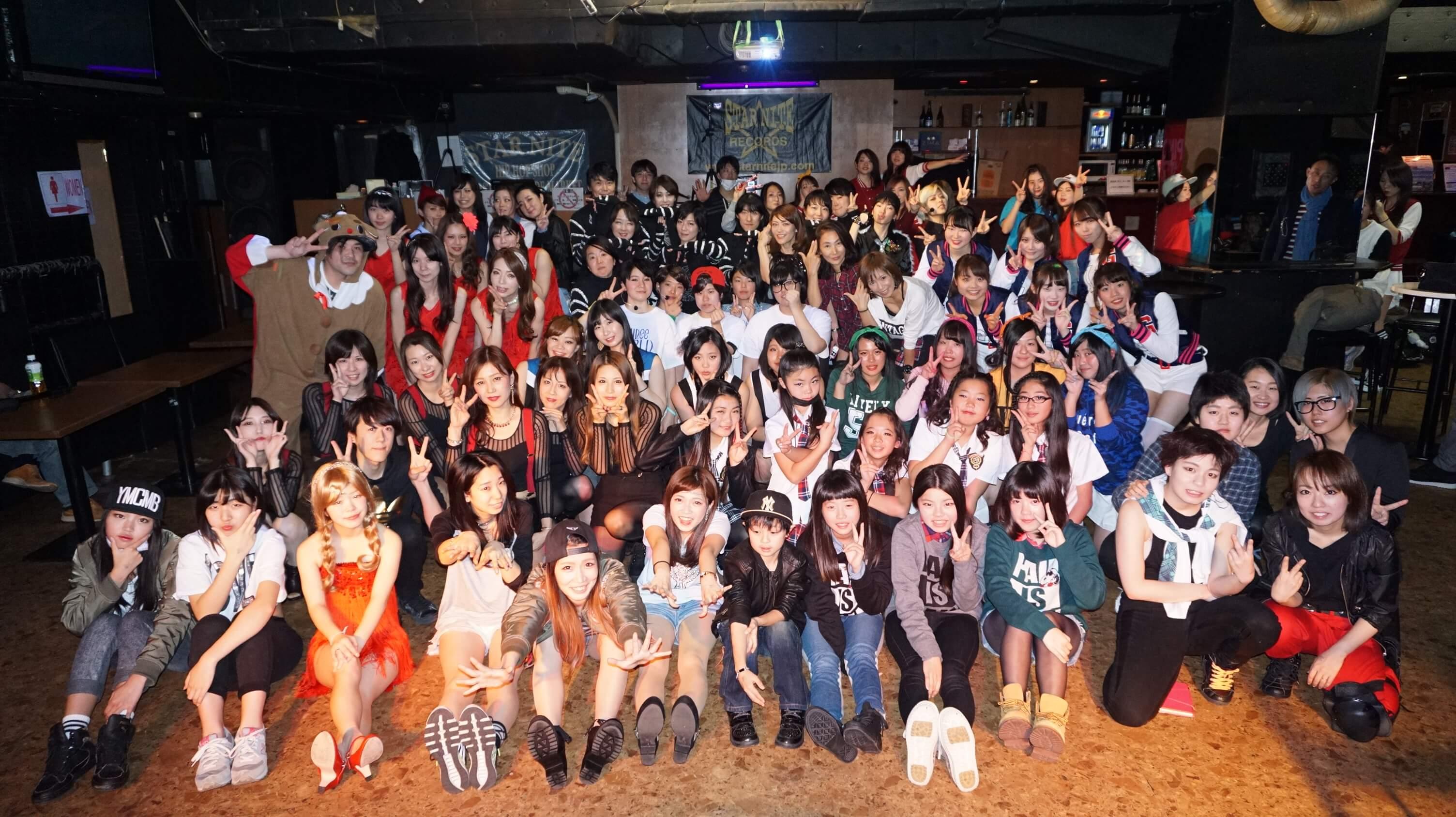 K-POPダンスイベント ちぇご♯01 千葉スターナイト